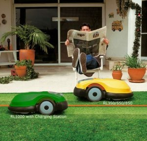 domestic-robot-lawn-mower