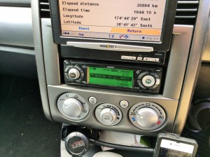 In Car RUC System