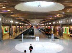 Britomart Station